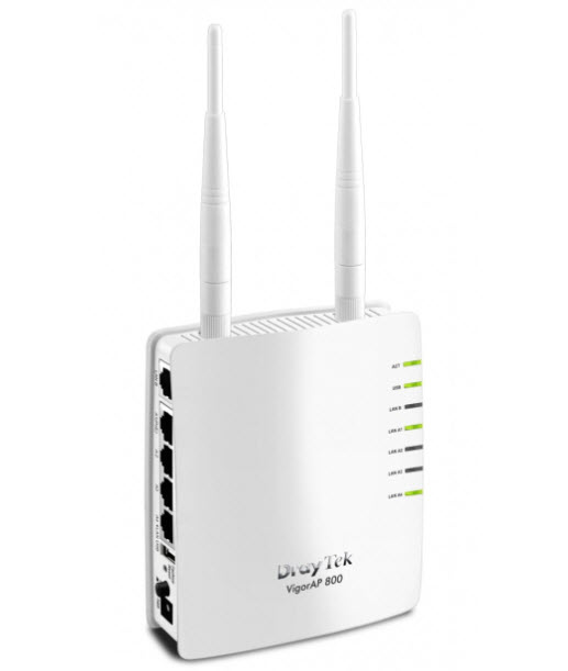 PoE Wireless AP DrayTek Vigor AP800