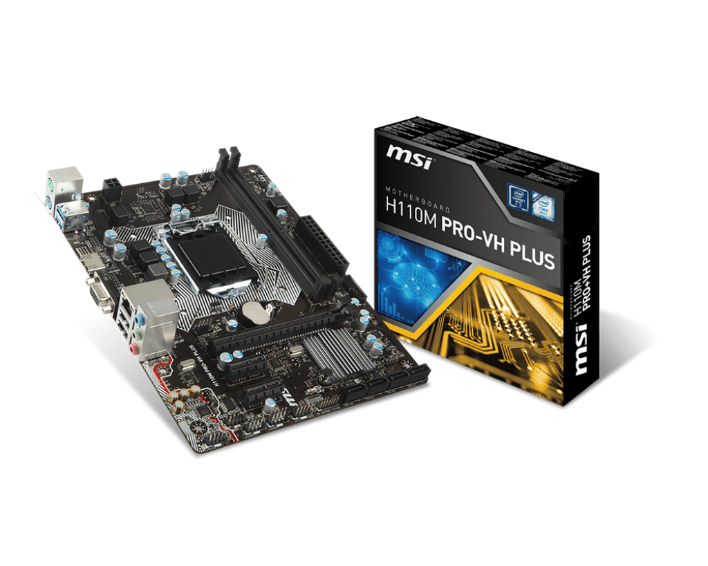 Mainboard MSI H110M PRO-VH/ SK 1151 DDR4