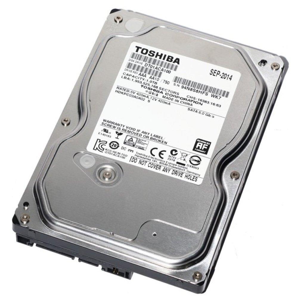 HDD PC 1TB Toshiba Sata