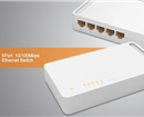 Switch 5 Port 10/100Mbps TotoLink S505