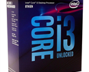 CPU Intel® Core™ i3-8100 3.6Ghz / 6MB / 4 Cores, 4 Threads / Socket 1151 v2 (Coffee Lake )