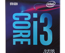 Intel® Core™ i3-9100F Processor (6M Cache, up to 4.20 GHz)