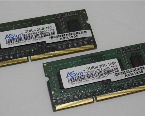 DDRam Notebook 2GB/1600 Asint (Se)