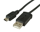 Cable USB 2.0 to USB Mini 0,5m Ugreen 10354