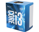 CPU Intel Core i3-7100 - 2x3.9GHz, 3MB, 14nm, HD630 350Mhz, 51W, LGA1151, kabylake