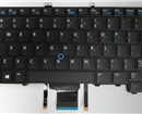 Keyboard Dell Latitude 12 7000 E7240 E7440