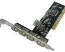 Card PCI To USB 2.0 4Port