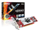 Card VGA MSI N220GT - 1GD3/LP