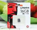 Thẻ Nhớ Micro SDHC Kingston 16GB Class