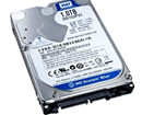 HDD Notebook 1TB western Sata