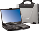 Notebook Panasonic CF52 (Intel Core 2 Duo P8400, 2GB RAM, 120GB HDD, VGA Intel GMA,15.4 inch)