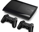 Máy game PS3 Super Slim 250Gb kèm 2 tay game