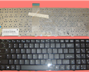 Keyboard MSI MS168 CR620 CR630 CR650 A6200 GE620 CX620 FX600 S6000 đen